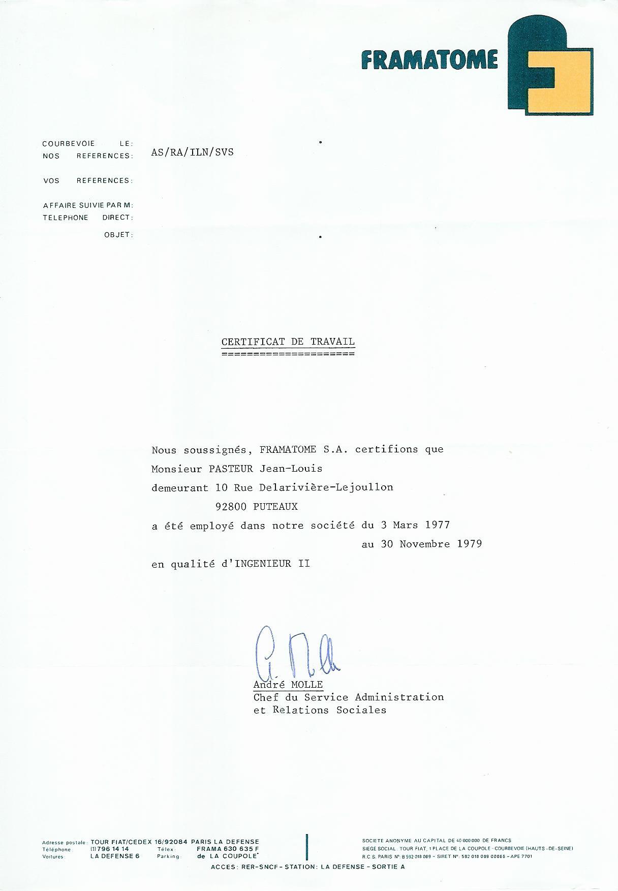 patrick ingenieur 1977